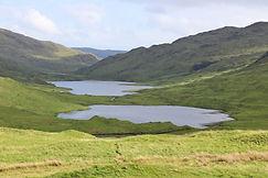 Loch an Ellen und Loch Airdeglais