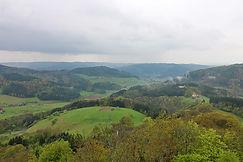 Aussicht Burg Hohengeroldseck