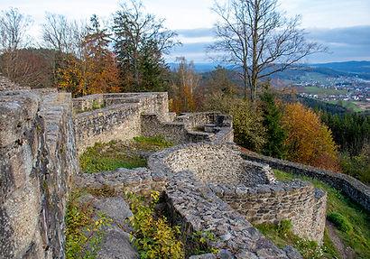 Burgruine Altenberg