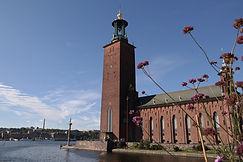 Stadshuset, Stockholm, Schweden