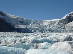 Athabasca Glacier, Columbia Icefield, Kanada