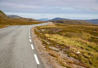 auf dem Weg nach Magerøya