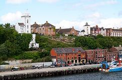 Newcastle, River Tyne