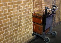 Gleis 9 3/4 Kings Cross, Harry Potter