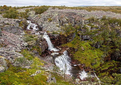 Njupeskär -Fulufjället Nationalpark