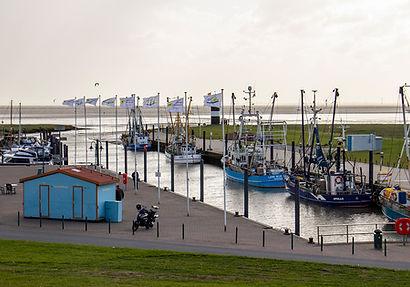 Kutterhafen von Wremen
