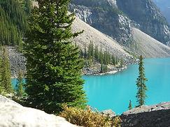 Morraine Lake, Kanada