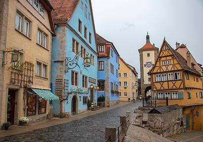 Plönlein - Rothenburg ob der Tauber