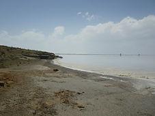 Salzsee Tuz Gölü, Türkei