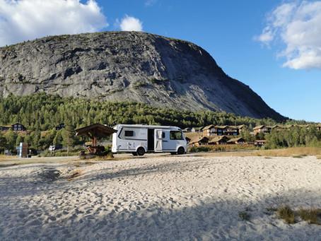 Wir waren in Norwegen & Schweden