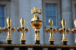 Details am Buckingham Palace