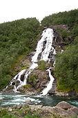 Fossefall/Wasserfall