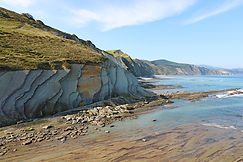 Playa de Zumaia - Flysch Route