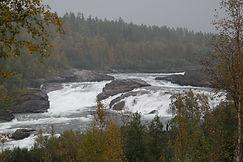 Malselvfossen, Norwegen
