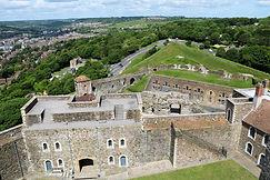 Blick Dover Castle