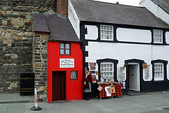 Smallest House of Great Britain