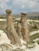 Ürgüp Aussichtspunkt, Kappadokien
