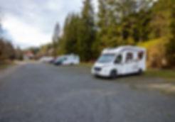 Stellplatz in Altenau