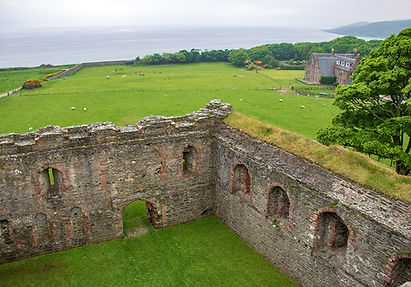 ​Skipness Castle