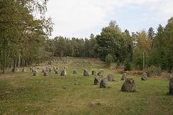 Steinkreise Hunnefeltet