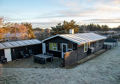 Ferienhaus-Løkken, Lyngby