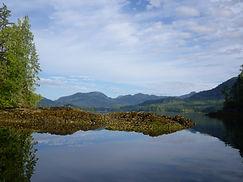 Landschaft Vancouver Island