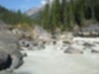 Kanada - River Crossing