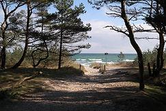 Strand zwischen Juliusruh & Glowe
