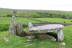 Cairn Holy Chambered Cairns
