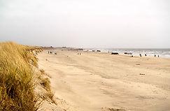 Strand von Balavand - Wohnmobilreise Nordsee/Dänemark