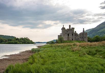 Kilchurn Castle
