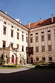 Schloss Kroměříž, Kremsier