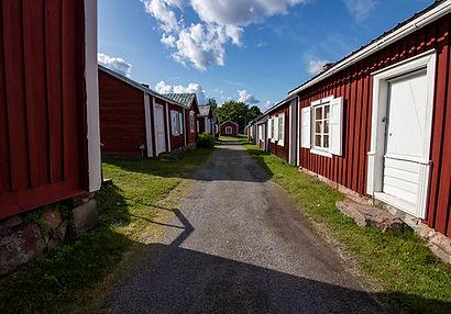 Kirchenstadt Luleå