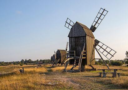 Windmühlen von Lerkaka