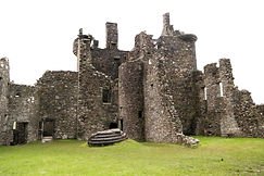 Kilchurn Castle, Schottland