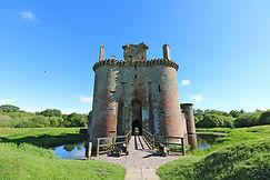 Caerlaverlock Castle