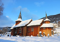 Hol Stabkirche