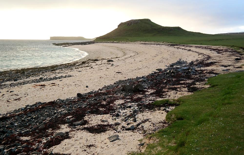 Coral Beaches von Claigan, Schottland