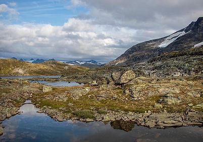 Rv55 - Sognefjellsvegen