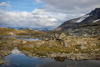 Wohnmobiltour durch Norwegen