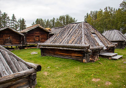 Arvidsjaur - Lappsteden