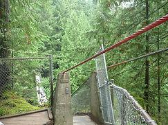 Lynn Canyon Park, Hängebrücke, Vancouver
