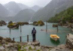 Wanderung zum Bondhusvatnet