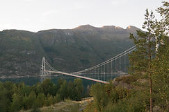 Hardangerbrua, Norwegen
