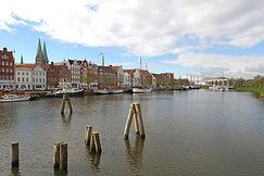 Lübeck, Trave