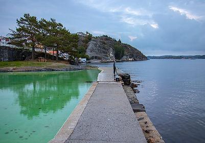 auf Gunnarsholmen -Kragerø