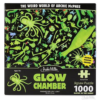 Glow Chamber 1000 pc. Puzzle