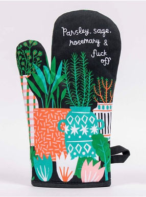 Parsely and Sage Oven Mitt