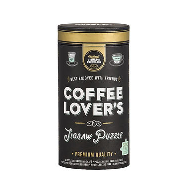 Coffee Lover's 500 pc. Puzzle