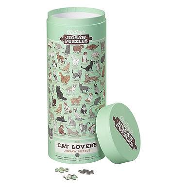 Cat Lover's 1000 pc. Puzzle